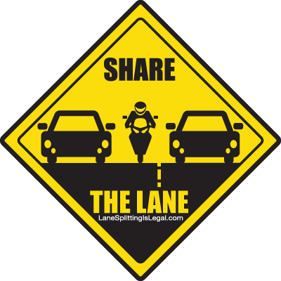 the government should provide split lanes for motorcycles Lane splitting supporters also state that the us dot fars database shows that fatalities from rear-end collisions into motorcycles are 30% lower in california than in florida or texas, states with similar riding seasons and populations but which do not lane split no specifics are given about where this conclusion is found in the fars system.